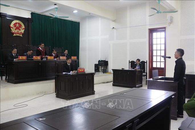 Hoạt động nhằm lật đổ chính quyền nhân dân, Trần Đức Thạch bị phạt 12 năm tù - Ảnh 1.
