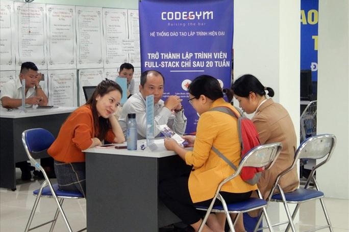 Đà Nẵng: Nhiều doanh nghiệp tuyển không ra lao động - Ảnh 1.
