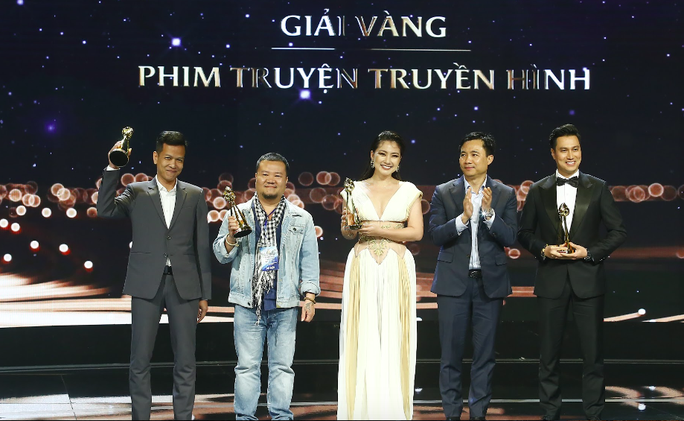 Diễn viên Việt Anh cùng Sinh tử đại thắng tại Liên hoan truyền hình toàn quốc - Ảnh 2.
