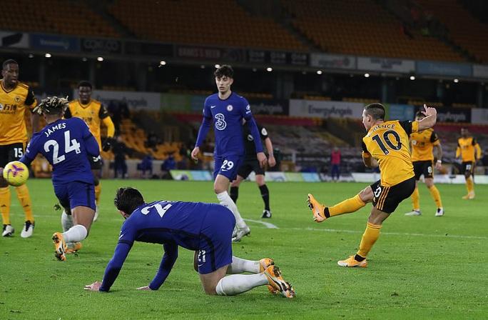 Chelsea trắng tay trước Wolverhampton phút bù giờ, Lampard sốc nặng  - Ảnh 4.