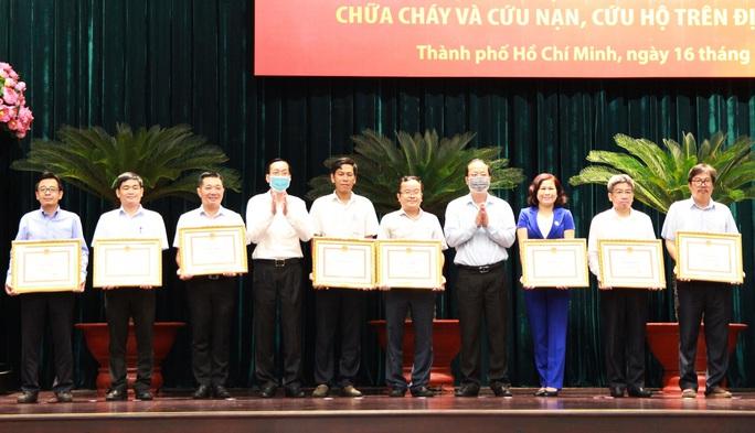 Kiến nghị thí điểm thành lập Hiệp hội Phòng cháy chữa cháy TP HCM - Ảnh 2.