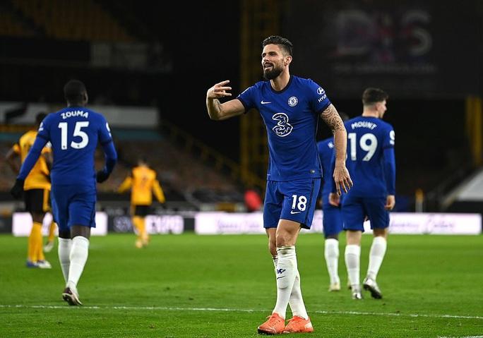 Chelsea trắng tay trước Wolverhampton phút bù giờ, Lampard sốc nặng  - Ảnh 2.