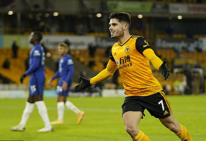 Chelsea trắng tay trước Wolverhampton phút bù giờ, Lampard sốc nặng  - Ảnh 6.