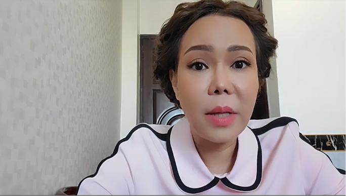 Việt Hương ngăn chặn kẻ mạo danh vợ cố nghệ sĩ Chí Tài để trục lợi - Ảnh 2.