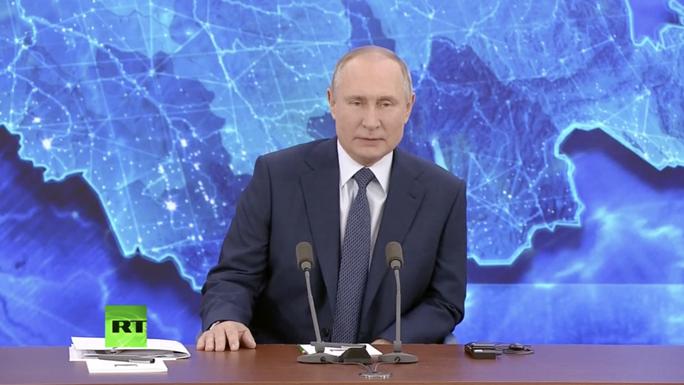 Những câu hỏi hóc búa chờ Tổng thống Putin - Ảnh 1.