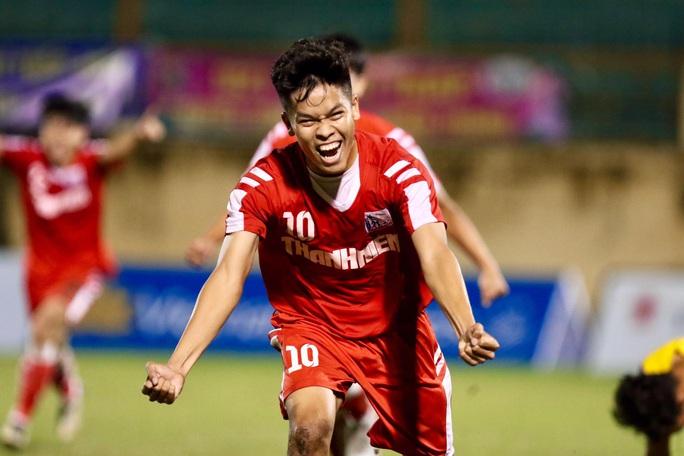 U21 Viettel vất vả thắng Đồng Tháp, vào chung kết Giải U21 quốc gia - Ảnh 3.