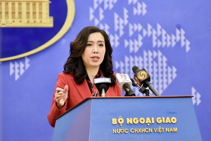 Việt Nam lấy làm tiếc việc Mỹ trừng phạt một công ty - Ảnh 1.
