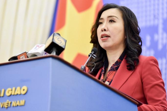 Bộ Ngoại giao lên tiếng việc Mỹ xác định Việt Nam thao túng tiền tệ - Ảnh 1.