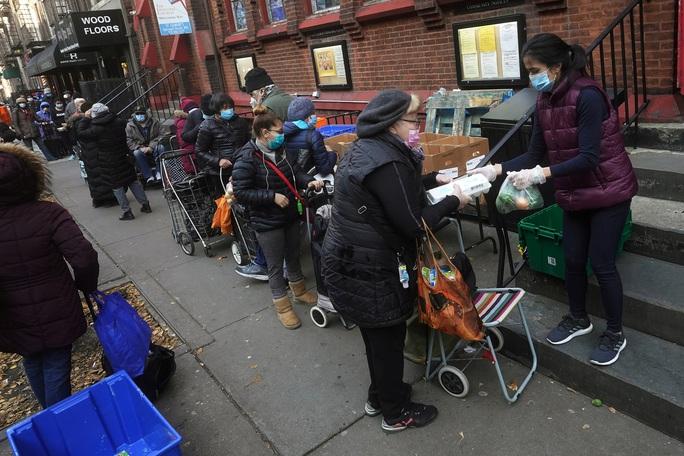 Thông tin bất ngờ về tỉ lệ nghèo ở Mỹ - Ảnh 1.