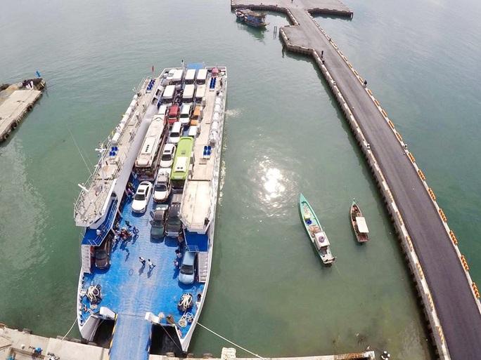 Người dân TP HCM sắp được đi Vũng Tàu bằng phà biển và chỉ mất 30 phút - Ảnh 2.