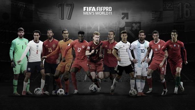 FIFA The Best 2020: Đánh bại Ronaldo và Messi, Lewandowski lên đỉnh thế giới - Ảnh 6.