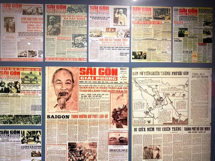 Nhiều tư liệu và sự kiện lần đầu công bố trong phim tài liệu  Giải phóng - tờ báo trên tuyến lửa - Ảnh 1.