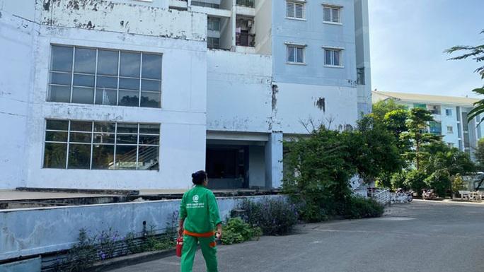 TP HCM: Hàng loạt chung cư tái định cư kêu cứu - Ảnh 1.