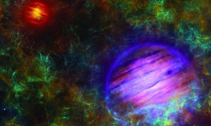 Phát hiện 2 hành tinh gấp ngàn lần Trái Đất, sinh ra từ hư không - Ảnh 1.