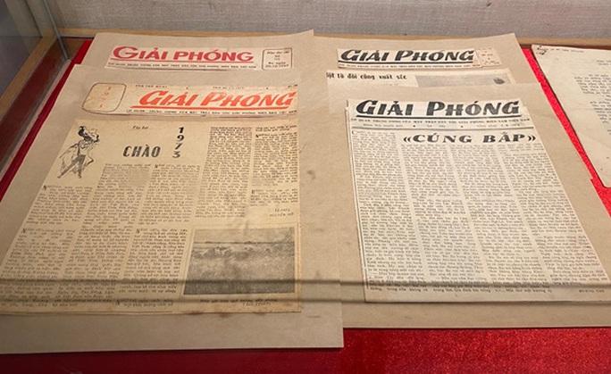 Nhiều tư liệu và sự kiện lần đầu công bố trong phim tài liệu  Giải phóng - tờ báo trên tuyến lửa - Ảnh 3.
