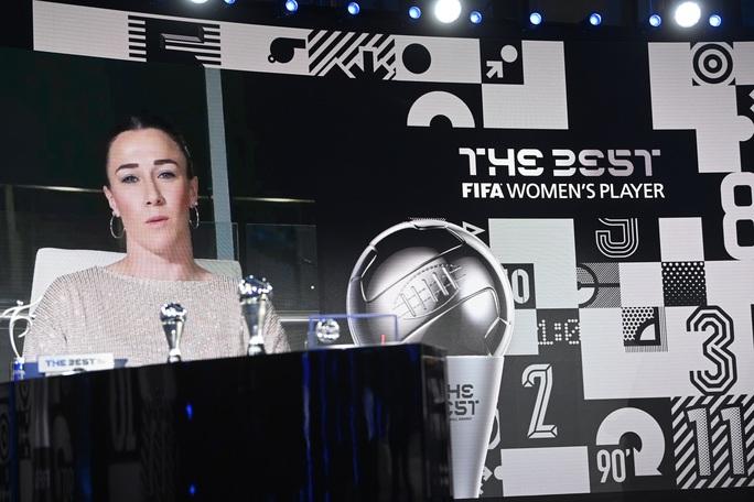 FIFA The Best 2020: Đánh bại Ronaldo và Messi, Lewandowski lên đỉnh thế giới - Ảnh 7.