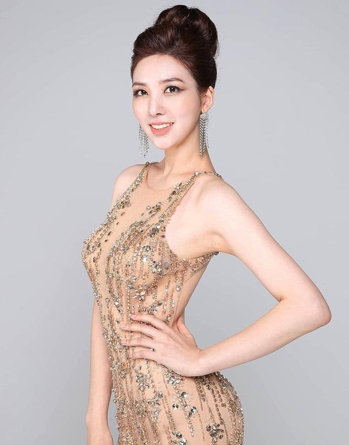 Cận cảnh người mẫu được chỉ định làm tân Hoa hậu Hoàn vũ xứ Kim Chi - Ảnh 3.