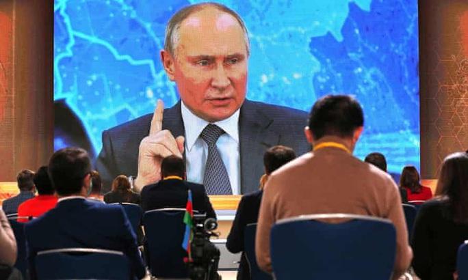Tổng thống Putin nói về vụ Navalny: Đặc nhiệm Nga mà ra tay thì xong rồi - Ảnh 1.