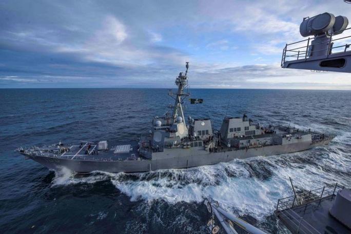 """Mỹ công bố """"chiến lược kìm chân"""" Trung Quốc ở biển Đông - Ảnh 1."""