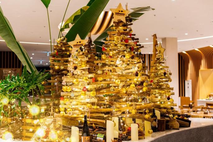 Nhiều hoạt động hấp dẫn tại Minera Hot Springs Bình Châu dịp lễ Giáng sinh - Ảnh 1.