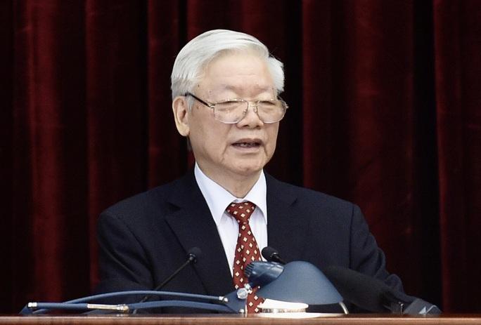 Trung ương Đảng nhất trí rất cao nhân sự tham gia Bộ Chính trị, Ban Bí thư khoá XIII - Ảnh 1.