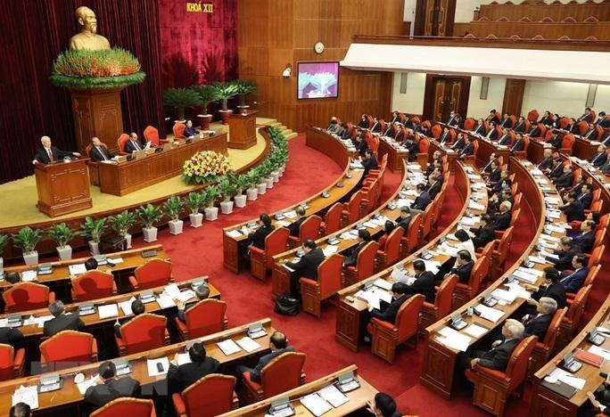 Trung ương Đảng nhất trí rất cao nhân sự tham gia Bộ Chính trị, Ban Bí thư khoá XIII - Ảnh 2.