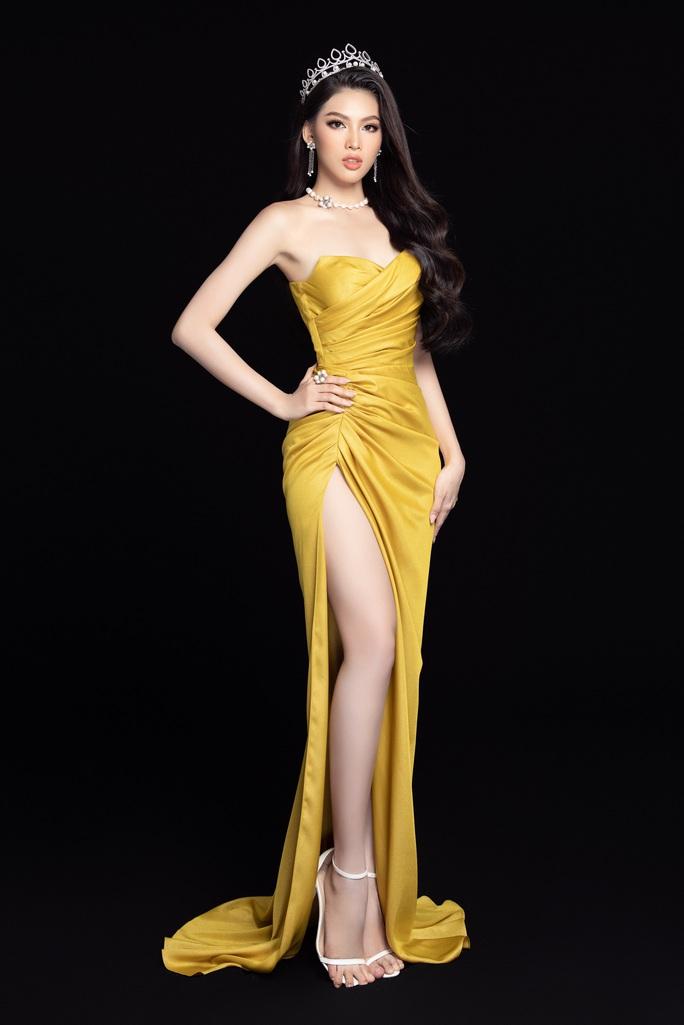 Hoa hậu Việt Nam Đỗ Thị Hà và hai á hậu lột xác sau 1 tháng đăng quang - Ảnh 9.