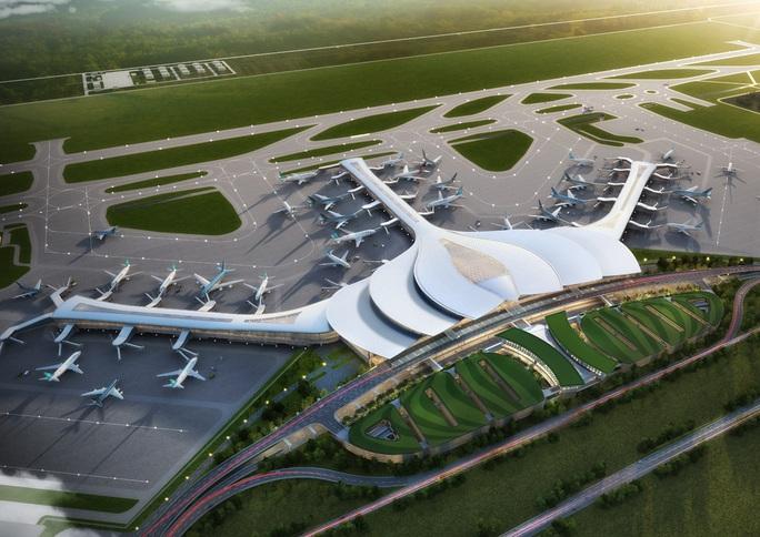 ACV đầu tư hơn 99.000 tỉ đồng xây sân bay Long Thành - Ảnh 1.