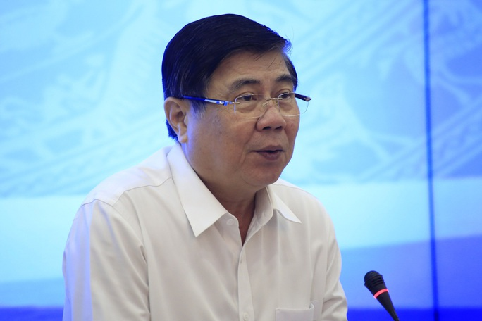 Chủ tịch Nguyễn Thành Phong ứng cử đại biểu HĐND TP HCM - Ảnh 1.
