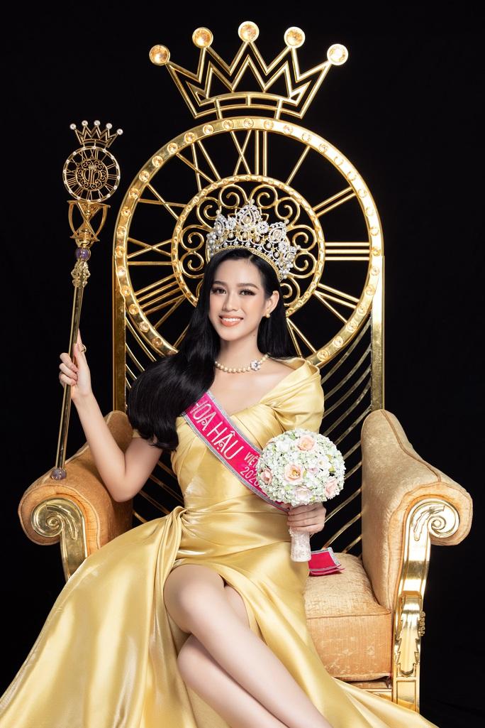 Hoa hậu Việt Nam Đỗ Thị Hà và hai á hậu lột xác sau 1 tháng đăng quang - Ảnh 7.