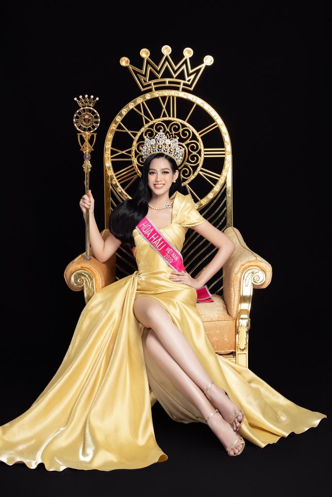 Hoa hậu Việt Nam Đỗ Thị Hà và hai á hậu lột xác sau 1 tháng đăng quang - Ảnh 6.