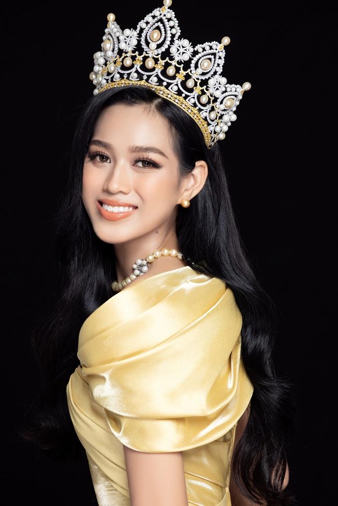 Hoa hậu Việt Nam Đỗ Thị Hà và hai á hậu lột xác sau 1 tháng đăng quang - Ảnh 4.