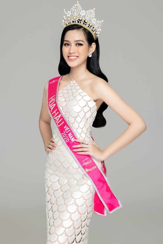 Hoa hậu Việt Nam Đỗ Thị Hà và hai á hậu lột xác sau 1 tháng đăng quang - Ảnh 1.