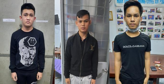 911 Đà Nẵng bắt giữ nhóm chuyên lừa đảo trúng thưởng iPhone - Ảnh 1.