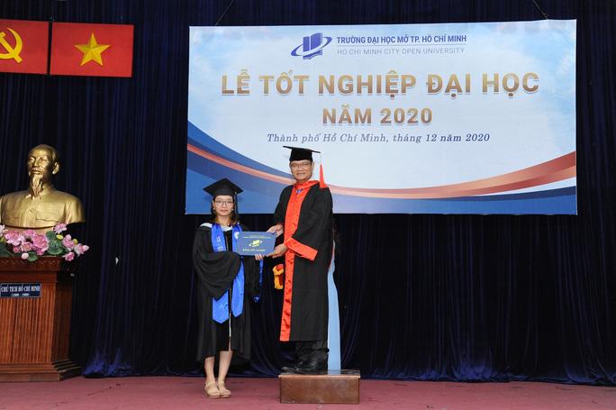 Trường ĐH Mở TP HCM có 30 sinh viên là thủ khoa toàn khoá học - Ảnh 1.