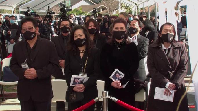Xúc động tang lễ nghệ sĩ Chí Tài tại Mỹ - Ảnh 3.
