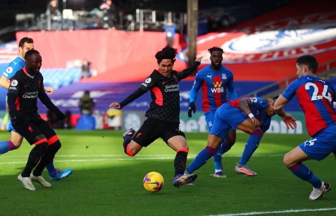 Vùi dập Crystal Palace 7-0, Liverpool khẳng định ngôi đầu Ngoại hạng - Ảnh 2.