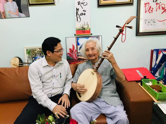Nhạc sư Nguyễn Vĩnh Bảo qua đời, thọ 104 tuổi - Ảnh 3.