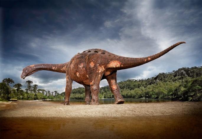 Thứ loài người sợ hãi từng quật ngã quái thú 85 triệu tuổi, lớn nhất thế giới - Ảnh 1.