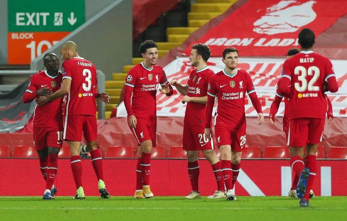 Liverpool vượt qua vòng bảng Cúp C1/Champions League - Ảnh 2.