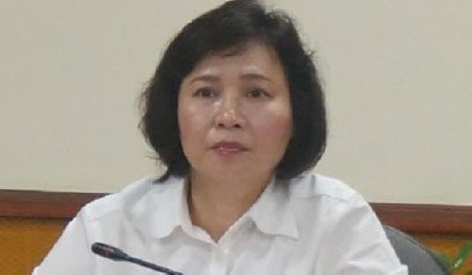 Bà Hồ Thị Kim Thoa bị Ban Bí thư khai trừ khỏi Đảng - Ảnh 1.