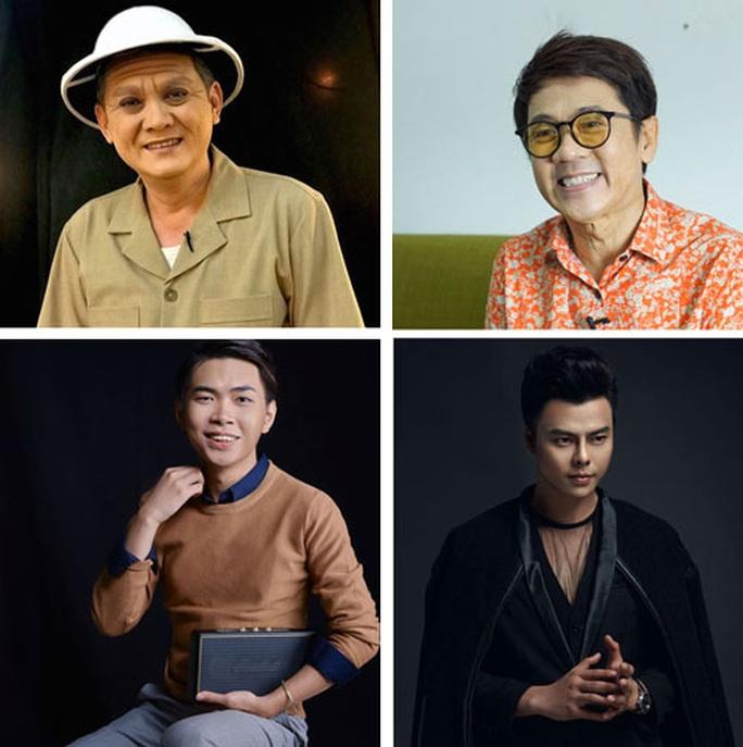 Bầu chọn Giải Mai Vàng 2020 hạng mục nam diễn viên sân khấu: Dấu ấn sáng tạo đậm nét - Ảnh 1.