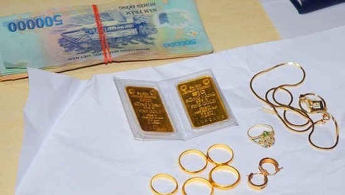 Một nông dân Bình Định trình báo bị mất trộm tiền, vàng trị giá 600 triệu đồng - Ảnh 1.