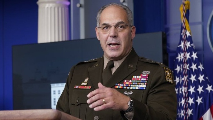 Tướng Mỹ xin lỗi vì phân phối nhầm vắc-xin Covid-19 - Ảnh 1.