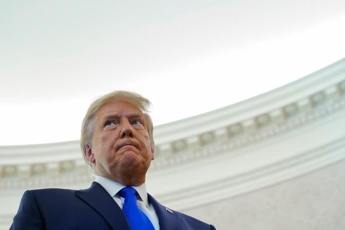 Phe Tổng thống Trump lại đòi Tòa án Tối cao Mỹ can thiệp - Ảnh 1.