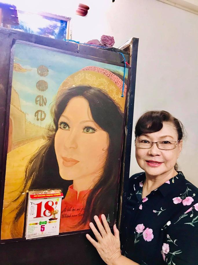 NSƯT Tô Kim Hồng chuẩn bị triển lãm ảnh của NSƯT Nam Hùng sau 49 ngày ông mất - Ảnh 2.
