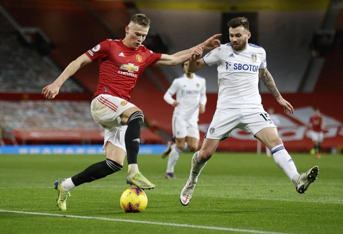 Vào top 3, Man United đối diện nguy cơ mất trụ cột - Ảnh 2.