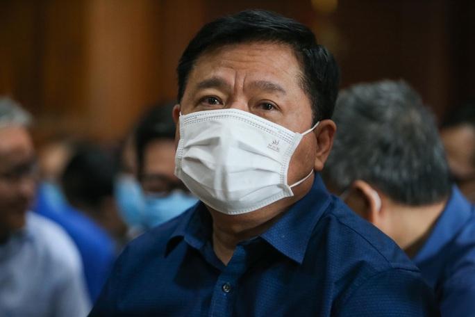 Bị cáo Đinh La Thăng đề nghị tòa án miễn trách nhiệm hình sự cho cấp dưới - Ảnh 1.