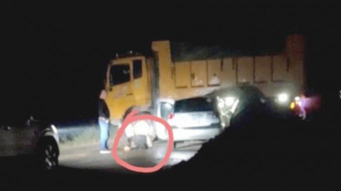 Vụ ôtô truy đuổi khiến 1 người tử vong: Bất ngờ đổi sang tội giết người với 4 bị can - Ảnh 1.