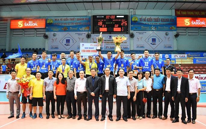 Sanest Khánh Hòa thành tân vương, Thông tin LV Post Bank lập kỷ lục bóng chuyền - Ảnh 5.
